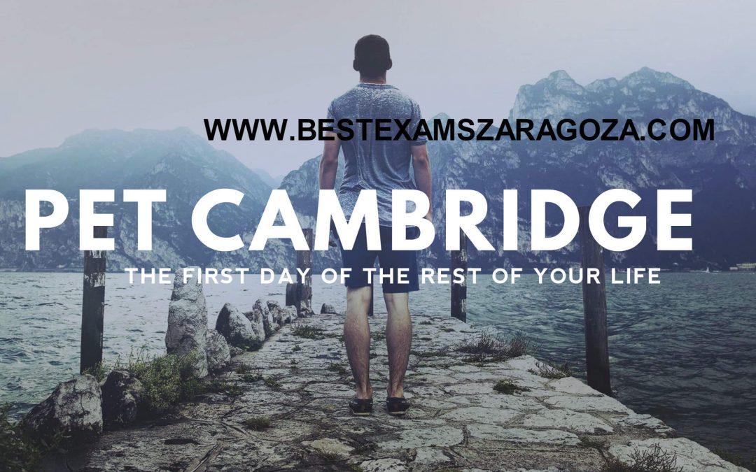 ¿Qué es y por qué me interesa el examen PET de Cambridge?