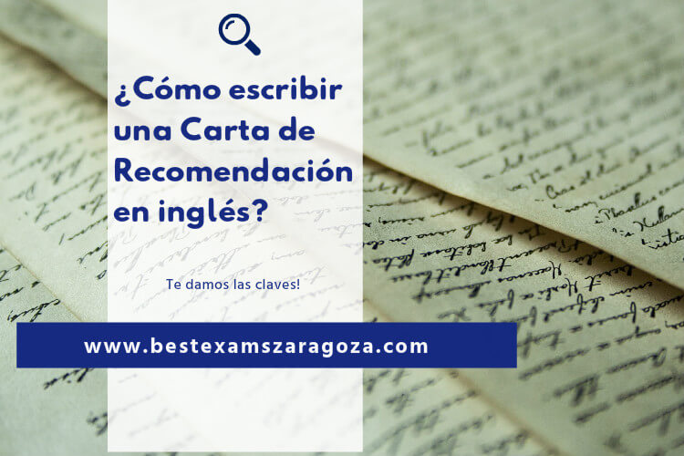 Consejos para escribir una carta de recomendación en inglés
