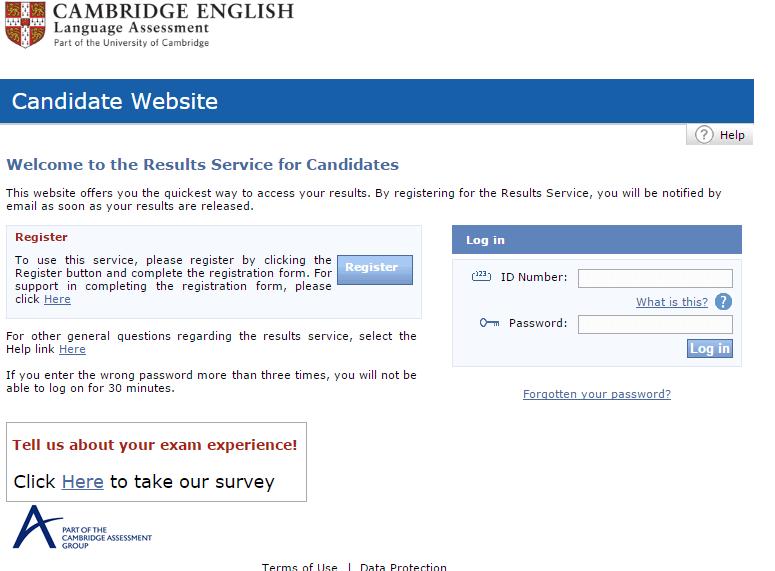 Como Y Cuando Consultar La Nota De Tu Examen Cambridge