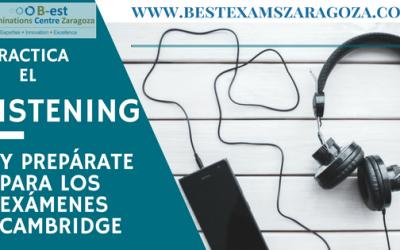 Recursos gratis para practicar el Listening de tu examen Cambridge