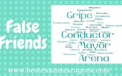 Vocabulary: False friends