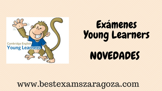 Examen Young Learners