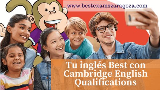 Tu inglés Best con Cambridge
